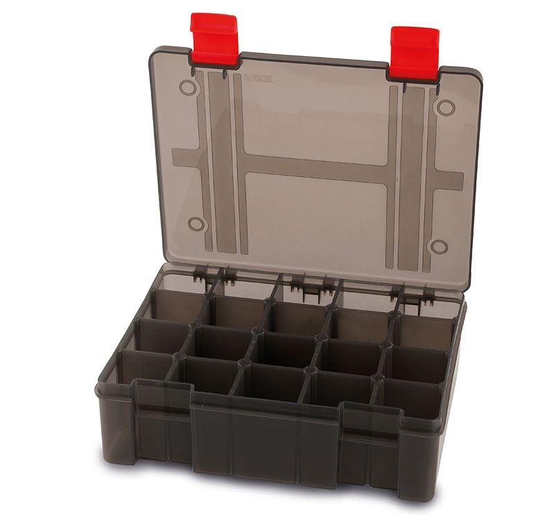 Fox Rage Stack N Store Lure Box 16 Comp Large Deep 356mm x 220mm x 80mm