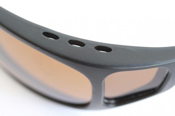 Indexbild 5 - Fortis Eyewear Wraps Polarised Switch Bifical Fishing Sunglasses