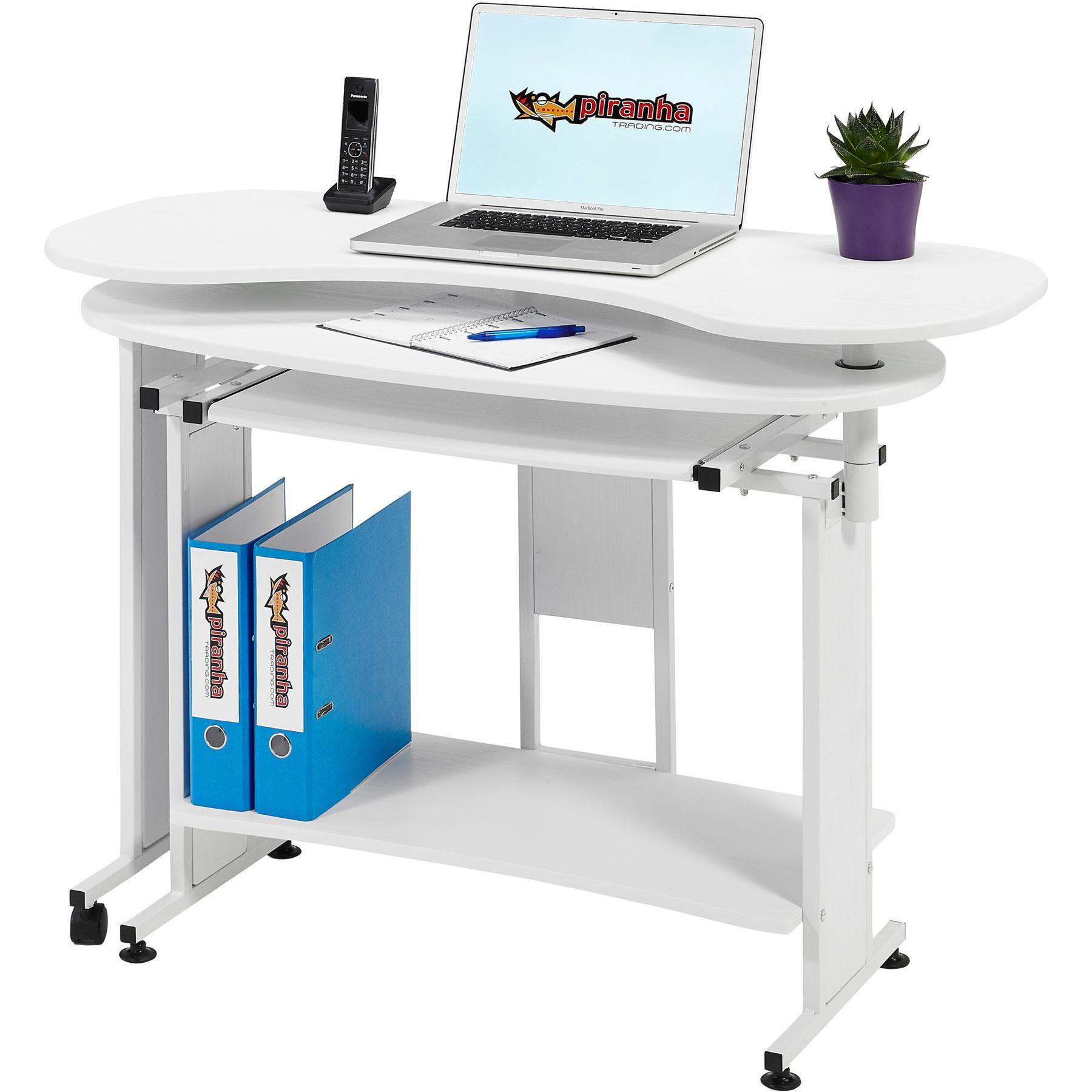 Schreibtisch Mit Auszug 2021