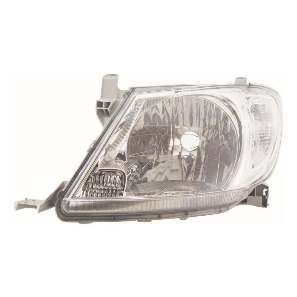 Front Headlamp//Headlight LH For Toyota Hilux Pickup MK5 KDN165 2.5TD 01-05 DEPO