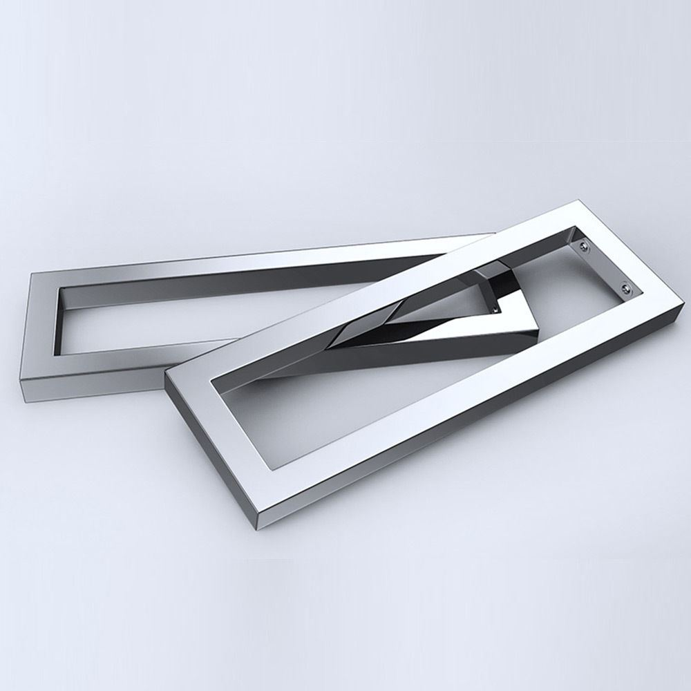 Durovin Bathrooms 450mm 500mm Basin Countertop Brackets