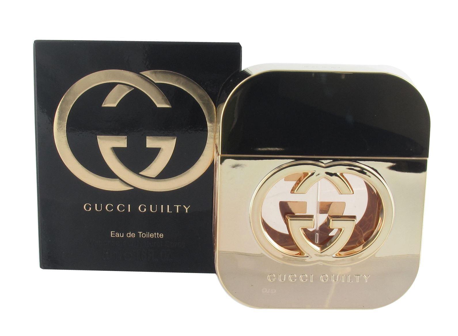 gucci guilty 50ml eau de toilette spray for women new ebay