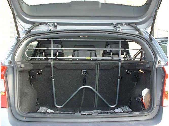 Chrysler 300C Touring Steckdose Kofferraum