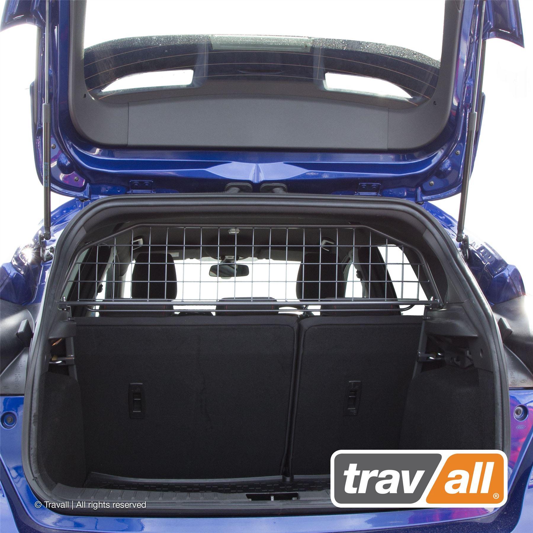 Details About Ford Focus 5 Door Hatchback Dog Guard 2010 18 Travall Guard Tdg1302