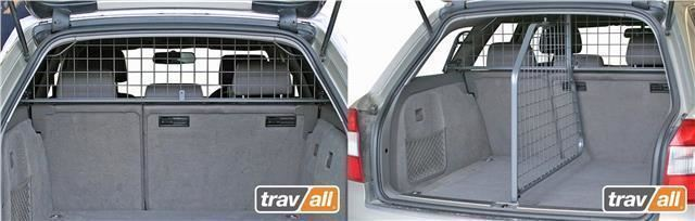 01-08 EXEO ST 09-13 GENUINE TRAVALL DOG GUARDS  AUDI A4 S4 RS4 AVANT TDG1293