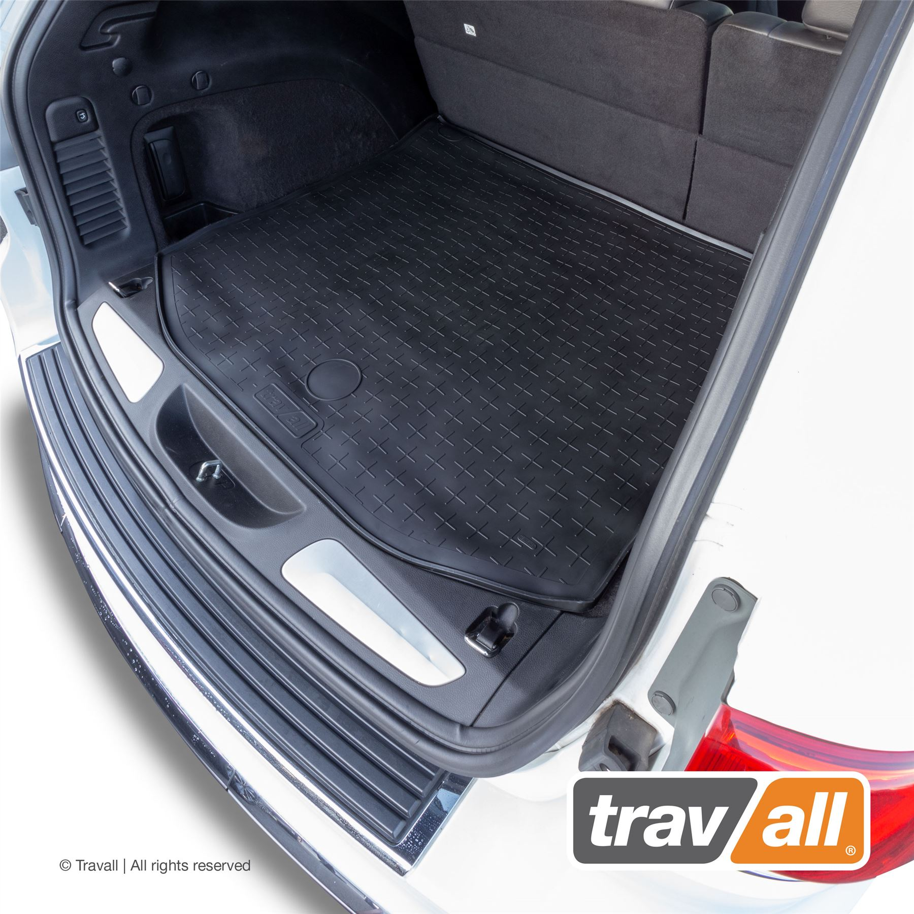 TRAVALL DOG GUARD BOOT MAT for JEEP GRAND CHEROKEE 2005-2011