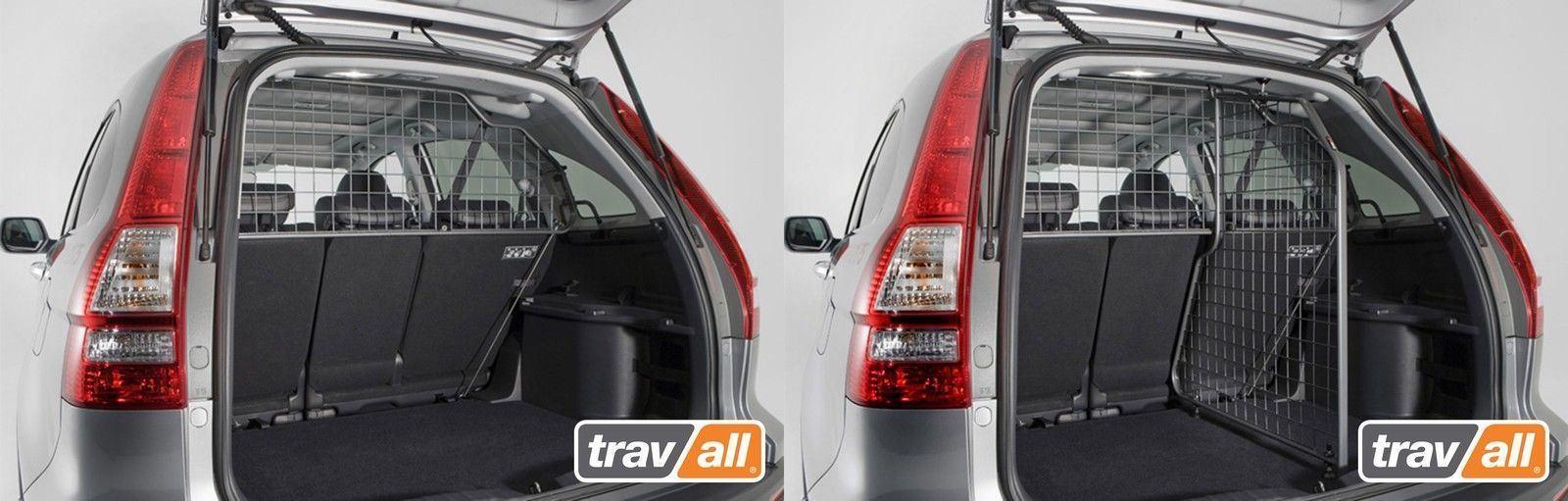 2007-2012 Travall® Dog Guard /& Divider TDG1078//D HONDA CR-V