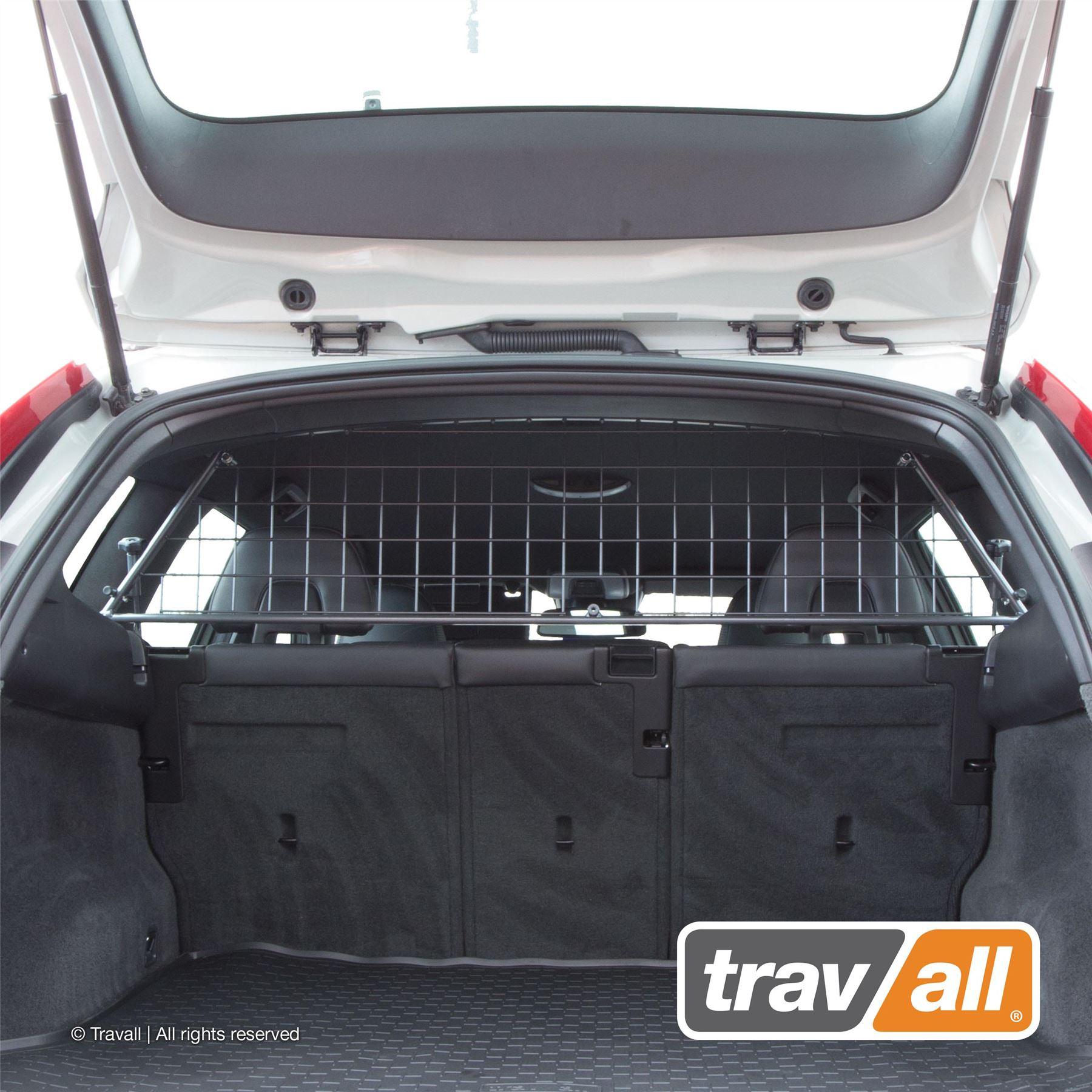 For Vauxhall Corsa D 2007 On HEAVY DUTY HEADREST MESH DOG CAR GUARD