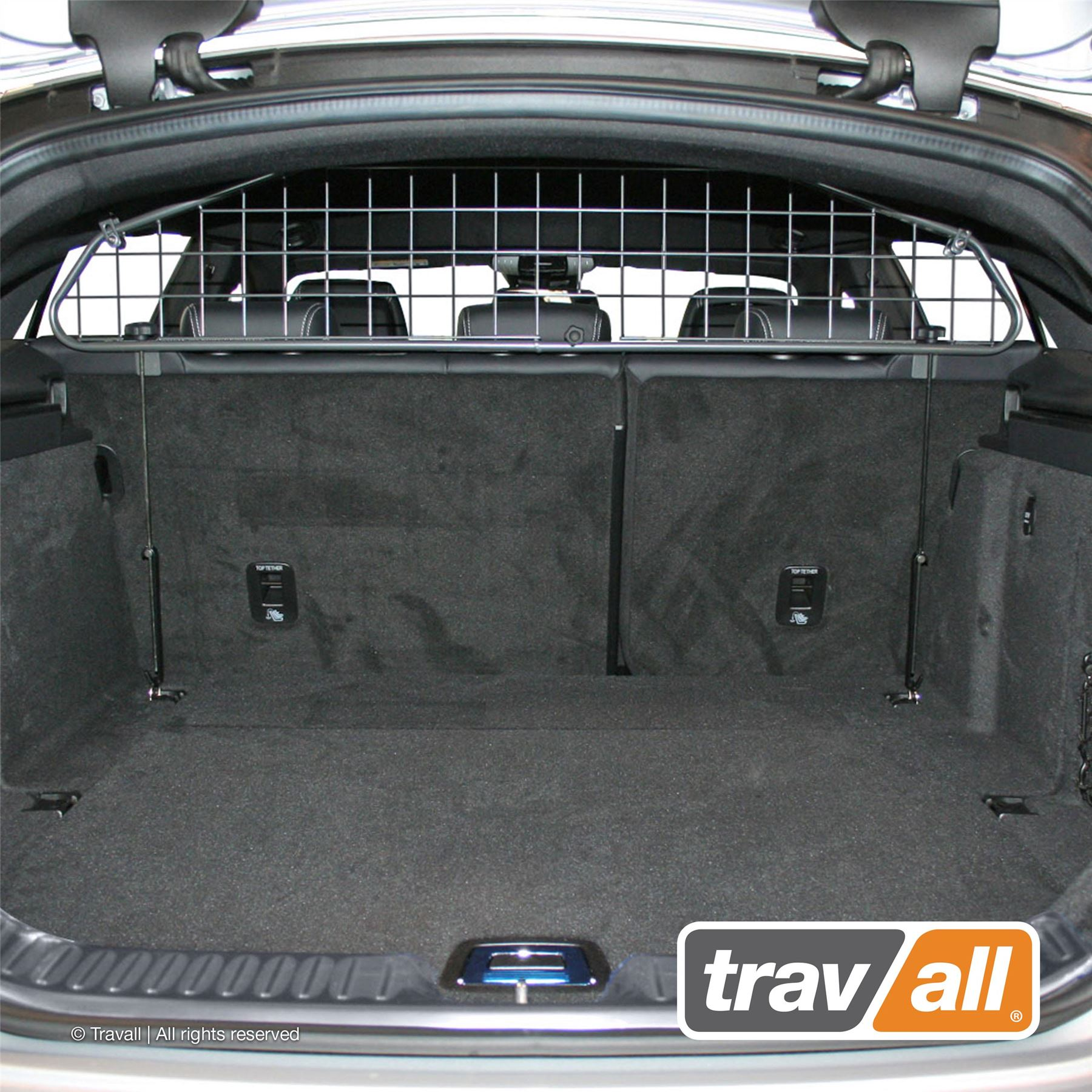 MERCEDES-BENZ CLS SHOOTING BRAKE 13-ON PREMIUM DELUXE DOG PET GUARD BARRIER