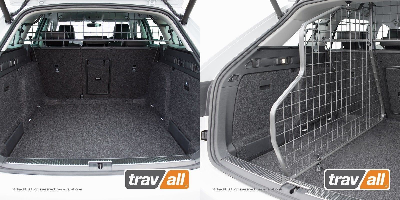 2015 -Current TDG1495 Travall Dog Guard for SKODA Superb Estate NO SUNROOF