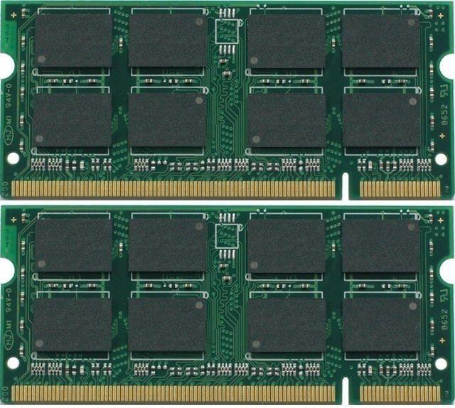 Memory Ram 4 Acer Aspire Notebook Laptop 1362LCi 1362LMi 1362WLC 2x Lot