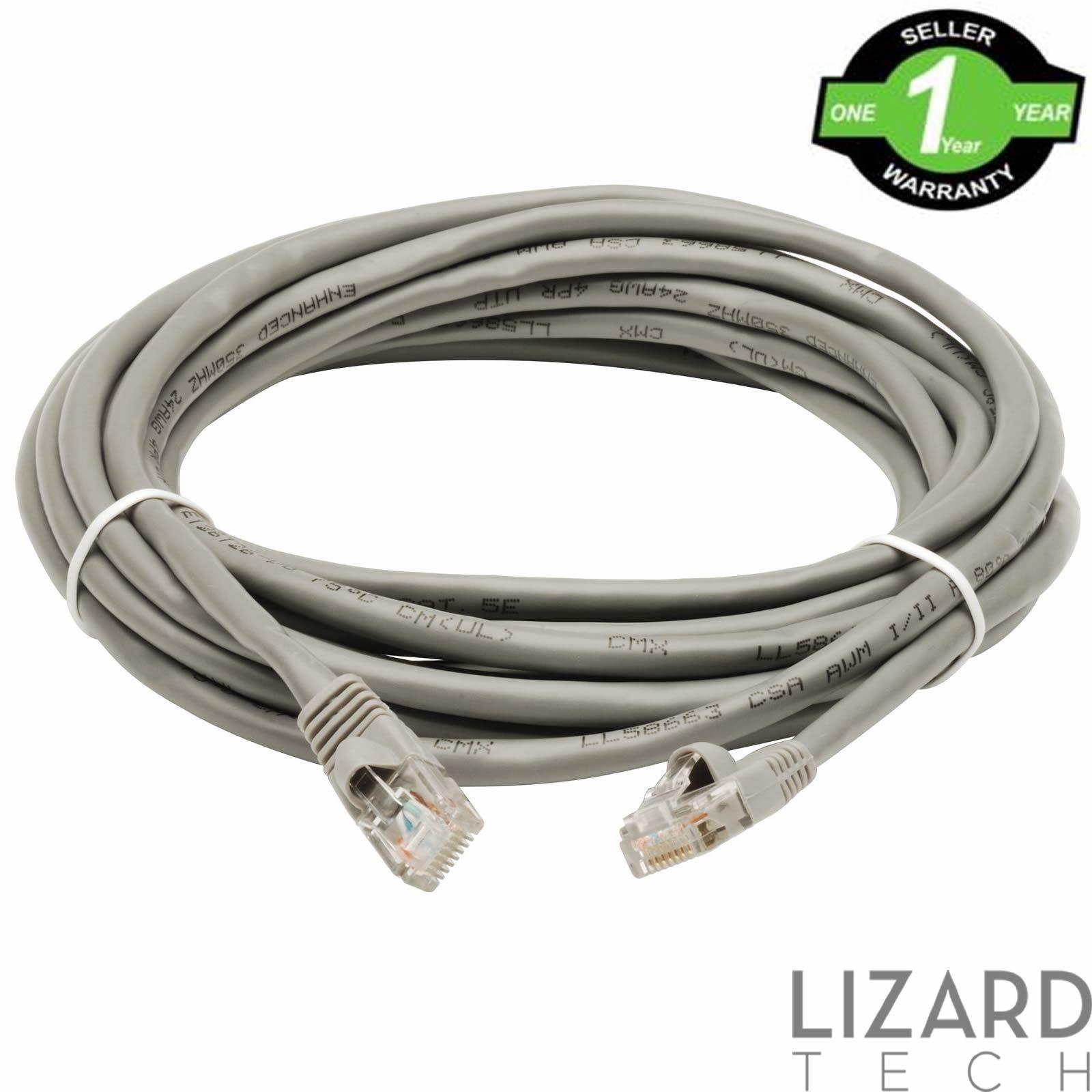 45 Metre Cat5e Ethernet Network Internet Rj45 Lan Cable How To Make Server