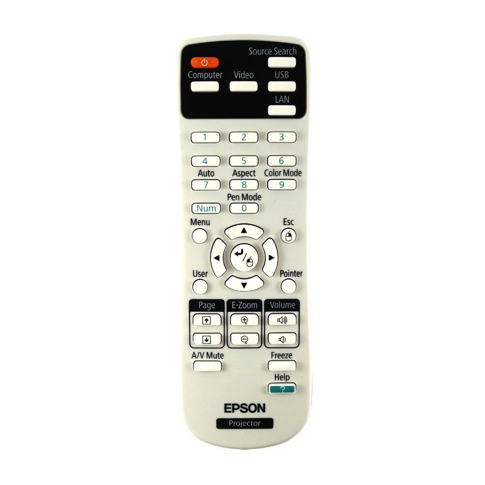 Epson Projector Remote Control BrightLink 436Wi /& EB-436WT