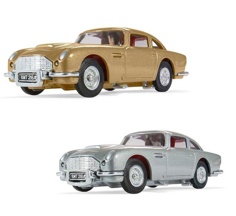 Corgi James Bond Thunderball 50th Anniversary Aston Martin