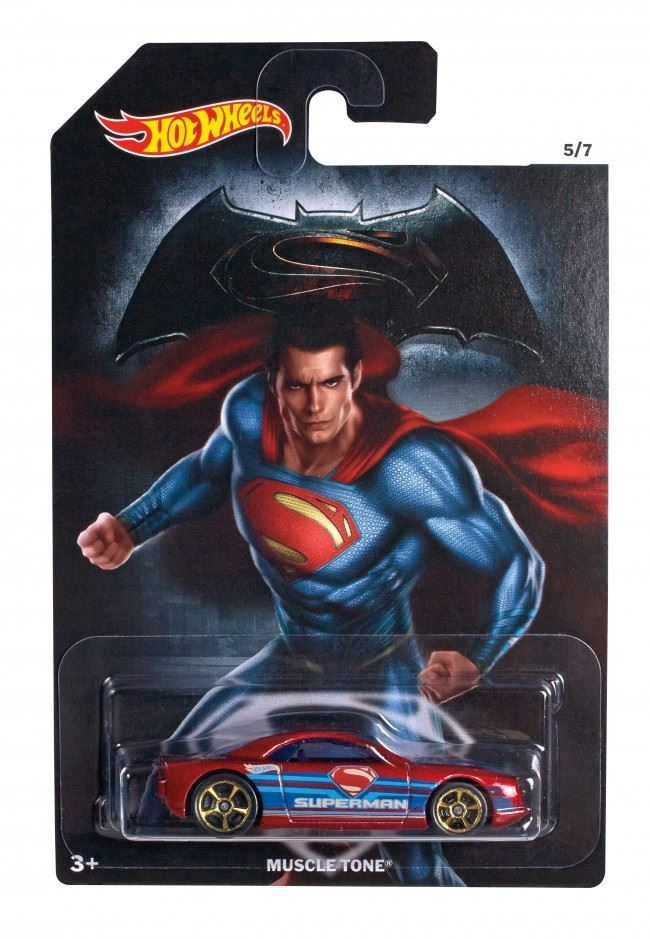 Superman Schreib Set 5 teilig Batman vs