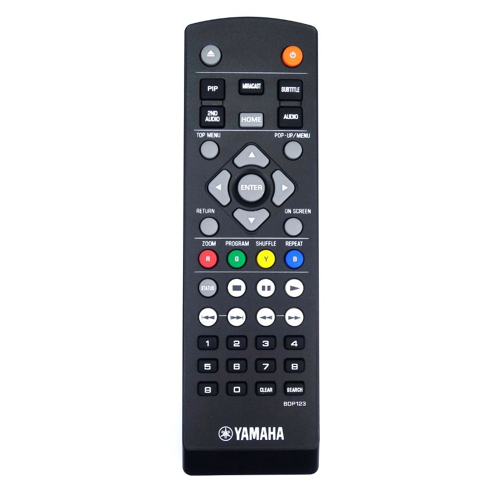 BDPS1100P Blu Ray Player Replacement Remote Control for Sony BDP-S1100P