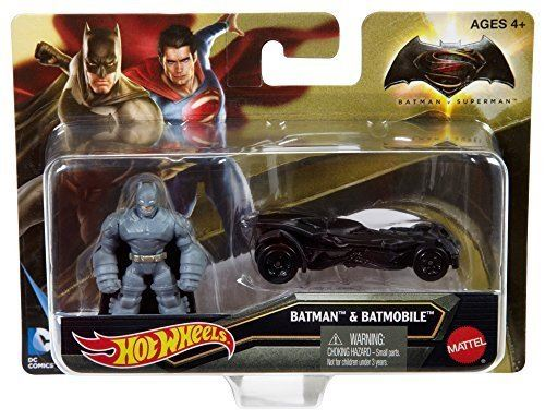 Batman V Superman Dawn of Justice Mighty Minis Figure Neuf Et Scellé