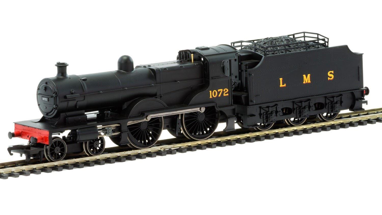 Hornby Eisenbahn LMS 4-4-0 Mischung mit Fowler empfindliche - R3276 ...