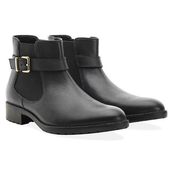 Redfoot Bethany negras Botas para mujer aAdxparq
