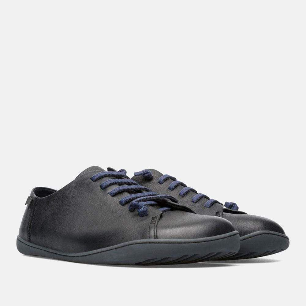 Details about Camper Alicante blue leather suede lace tie sneakers Shoes mens size 45 12