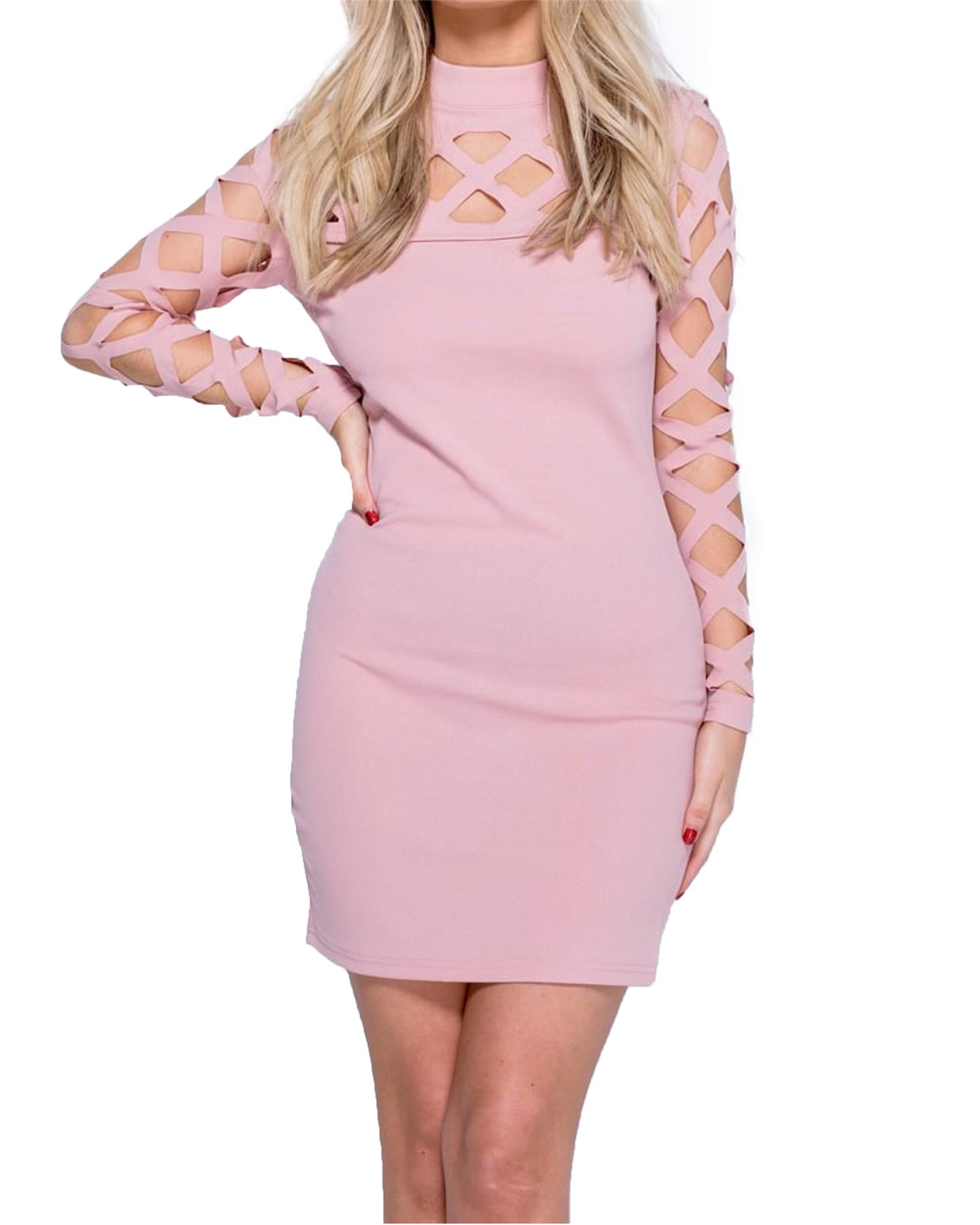 Brands sleeve long bodycon 16 dresses 9 sale hawthorn