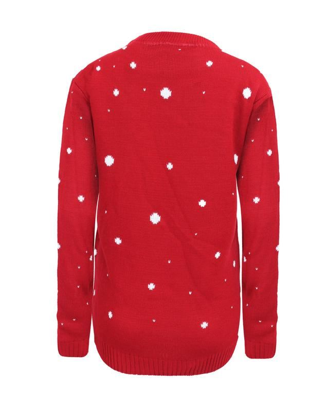 Unisex-Men-knitted-To-the-Pub-Women-ladies-Christmas-Xmas-Jumper-Top-Sweater thumbnail 3