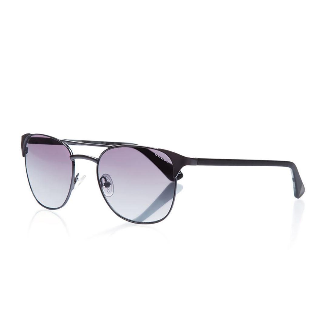 070ab56f4aa3 Details about Guess Men s Grey Square Sunglasses UV3 Protection Metal Frame  Sunnies