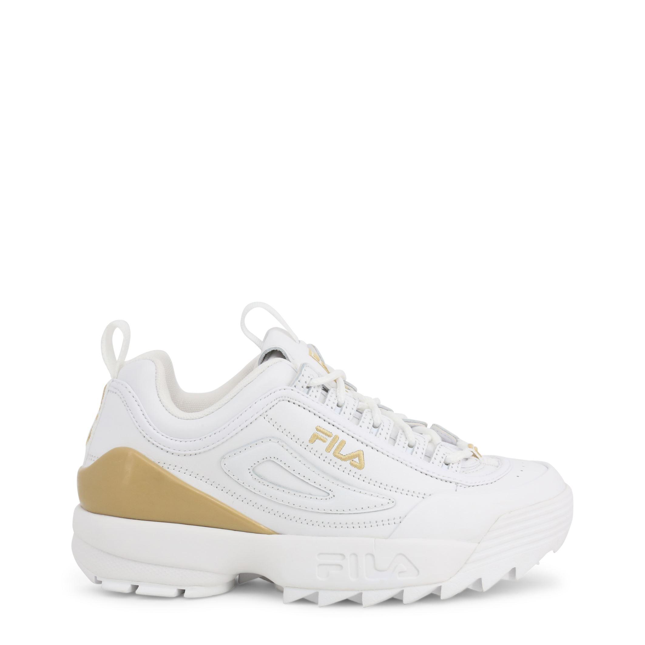 Platform Trainers Sneakers Low