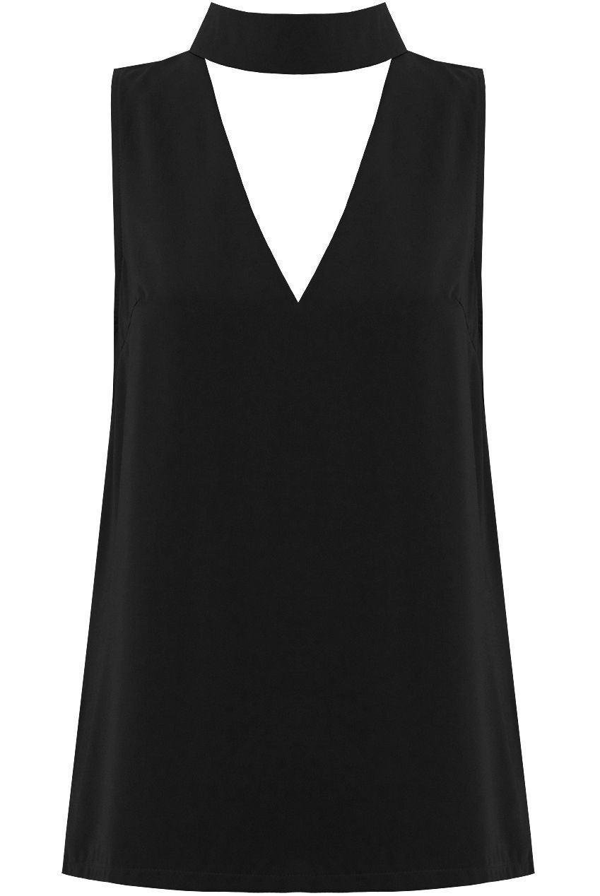 Sleeveless Polo Shirts For Women