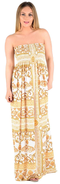 Ladies Floral Aztec Skull Tye Dye Paisley Army Printed Sheering Boob