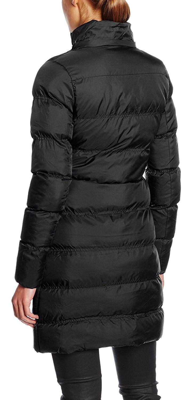 Parka imbottita per imbottita da nuova in giacca con lunga donna 4 20 cappuccio trapuntata pelliccia Cappotto sintetica pUtxEwE
