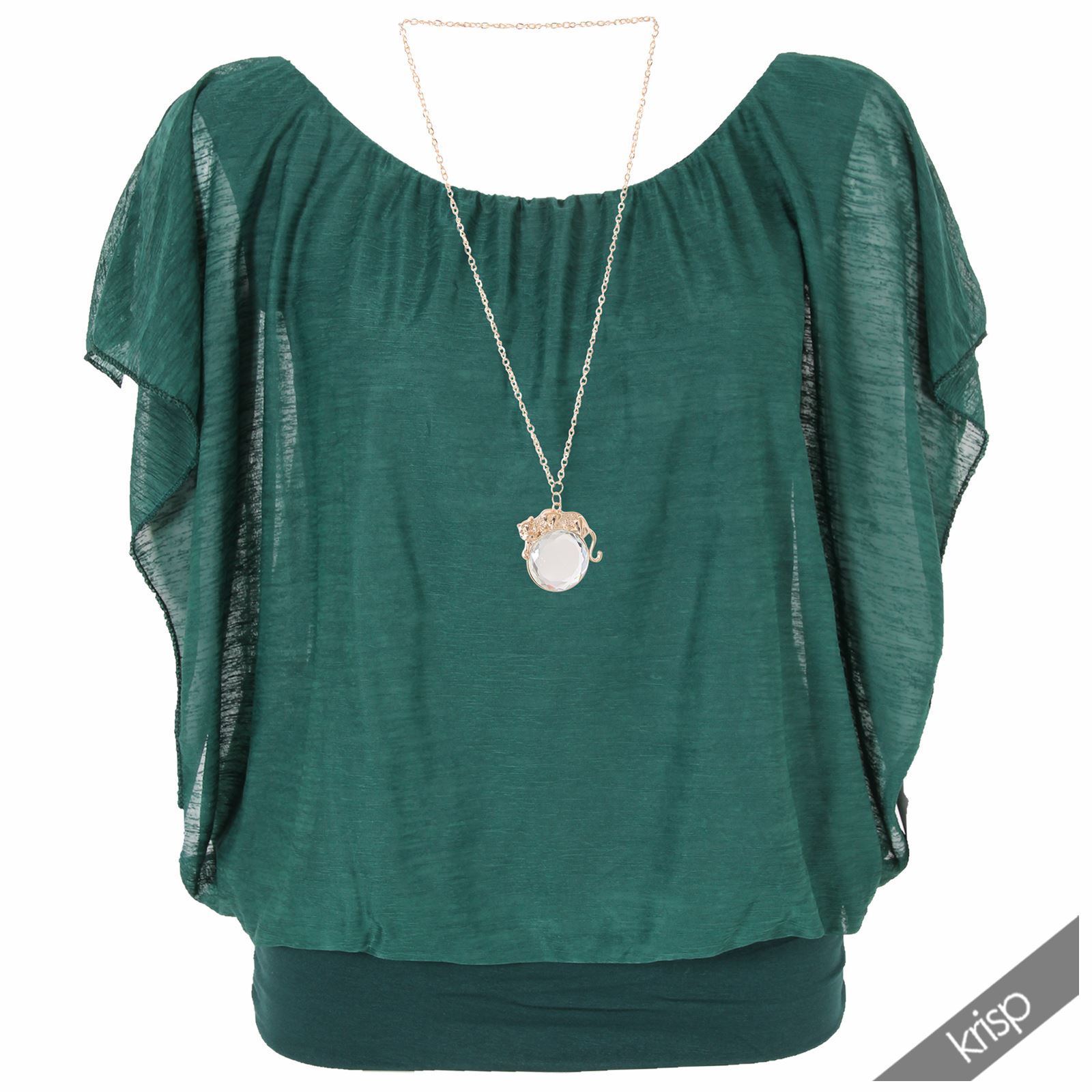 res top wb necklace knit hi kismet with lined olive