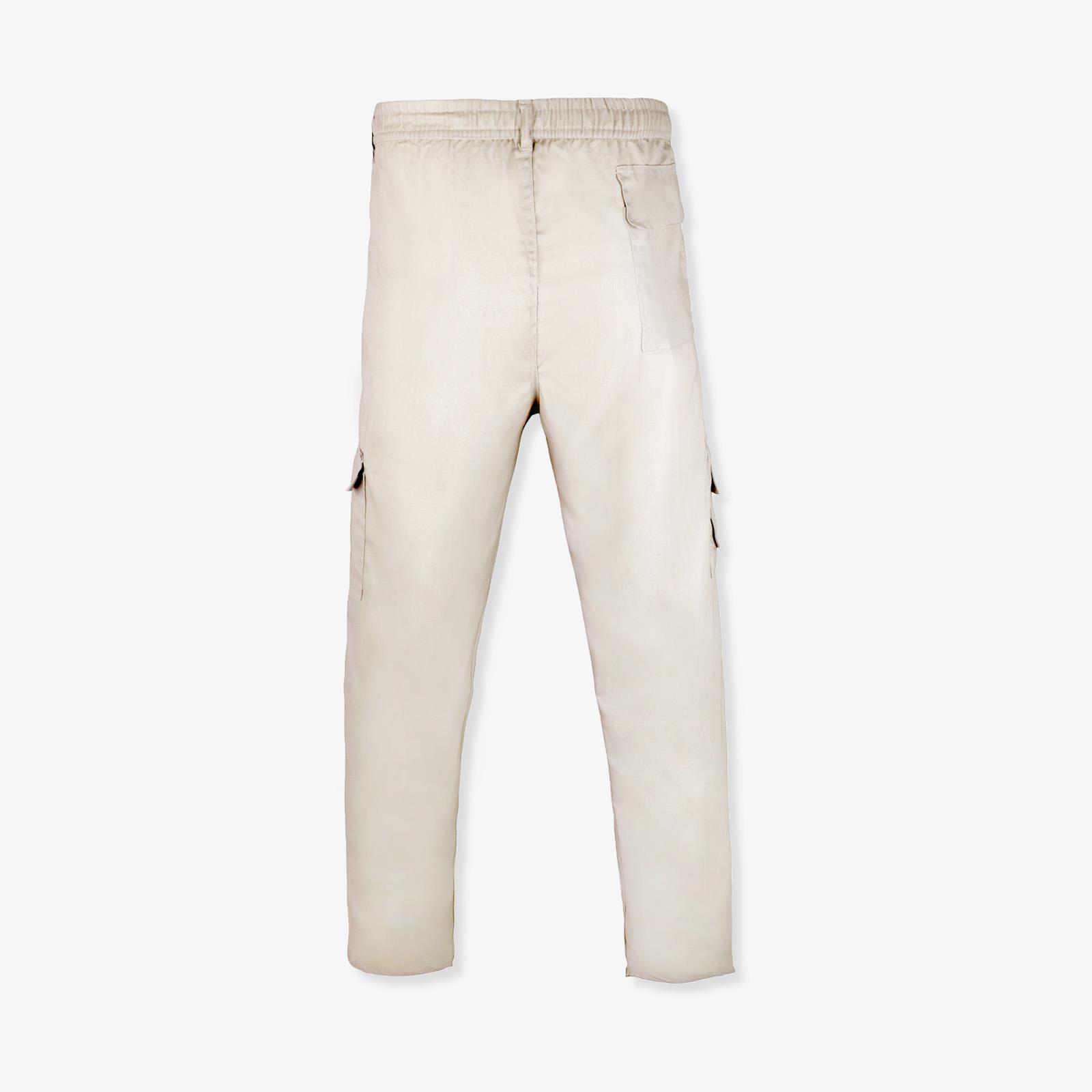 Pantalon-Homme-Cargo-Militaire-Ample-Poche-Grande-Taille-Elastique-Travail miniature 17