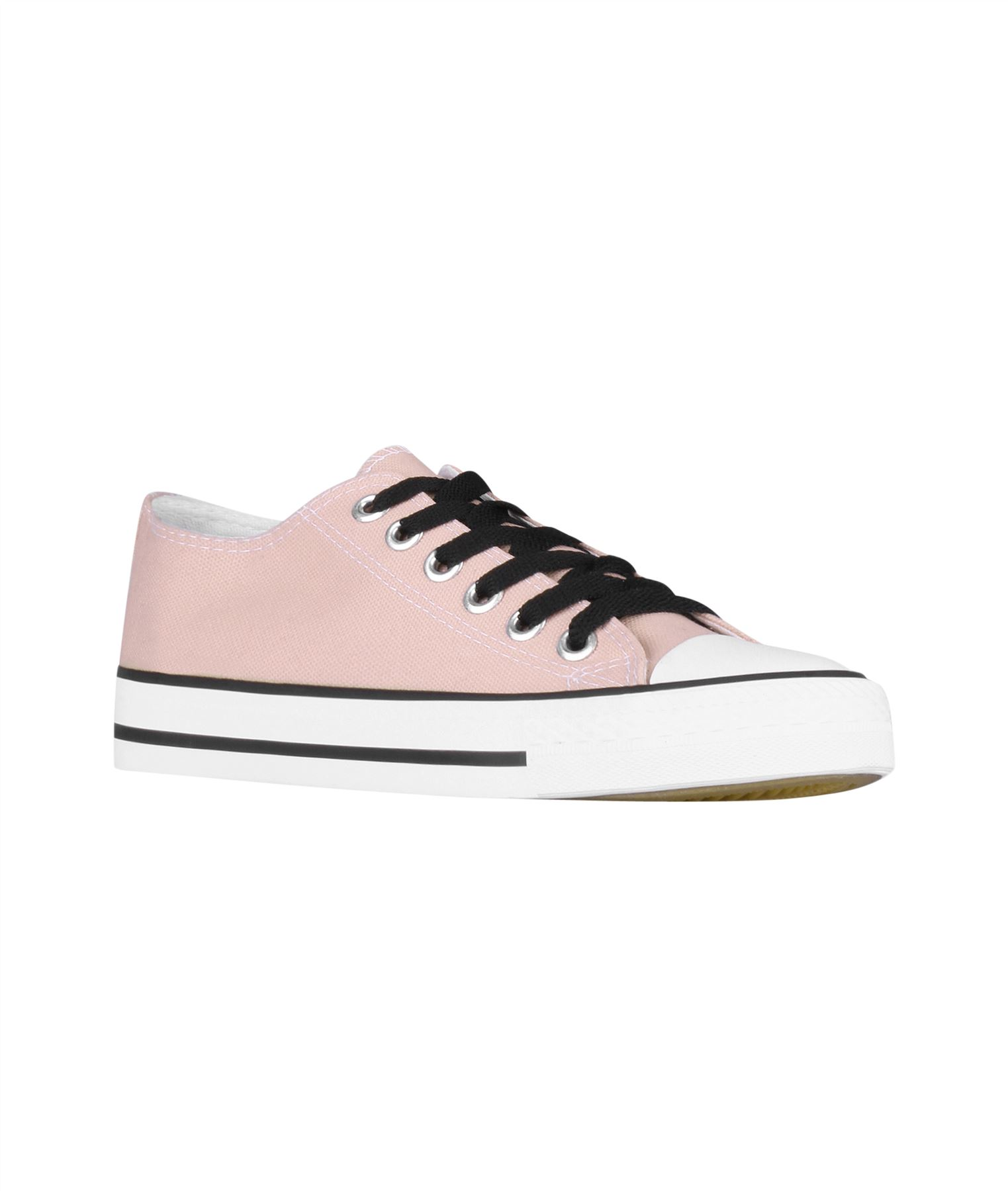 Zapatillas-Mujer-Casuales-Deportiva-Barata-Lona-Moda-Originales-Outlet-Tela-Moda miniatura 47