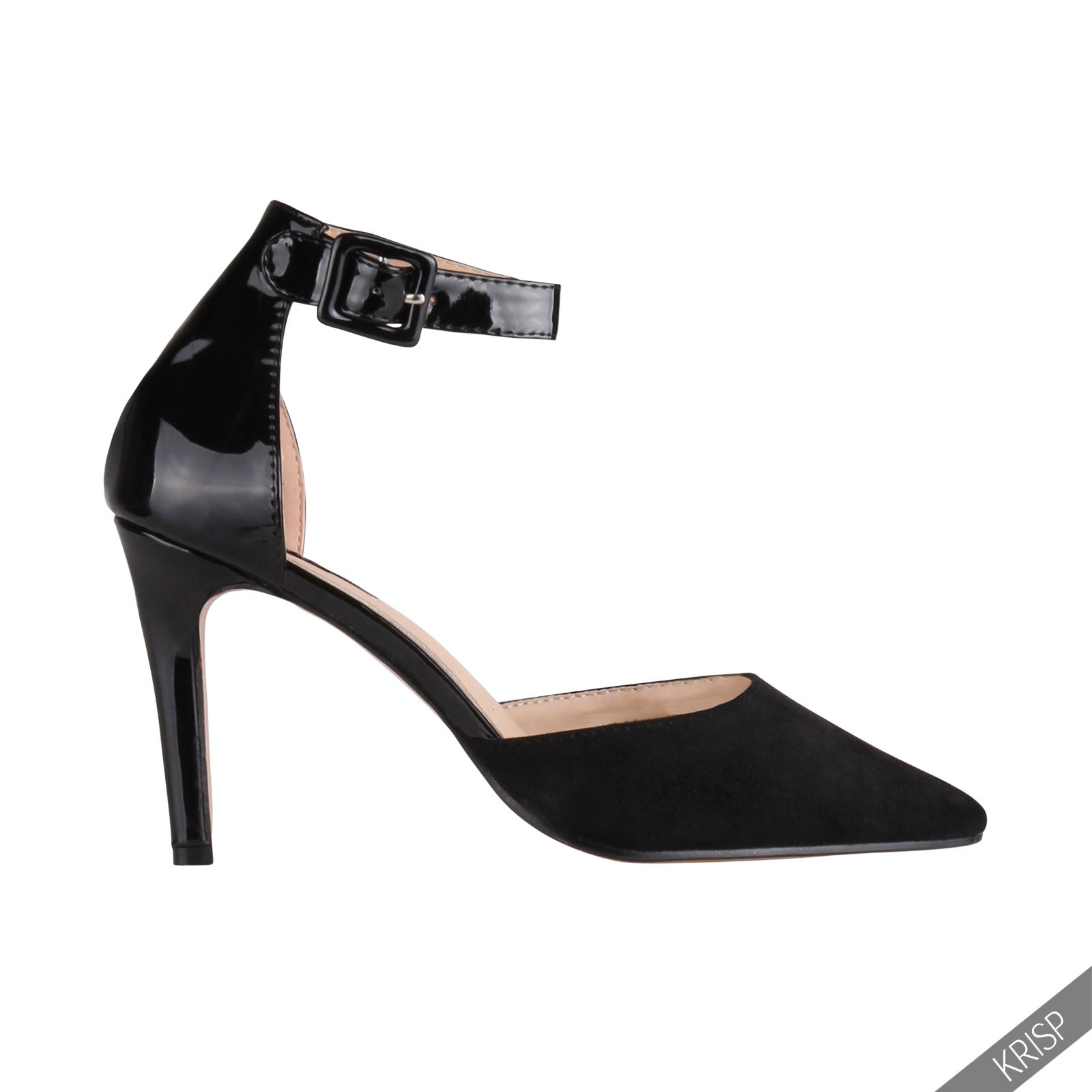 Ankle Strap Heels. Why pay high prices for ladies designer heels when you can binge buy all the styles you love at Tobi? We carry all kinds of designs, in the newest formal and casual styles!