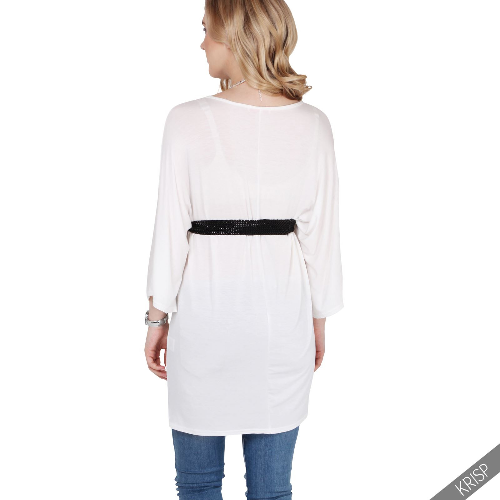 Maternity womens v neck tunic top pregnancy wear loose for Is a tunic a dress or a shirt