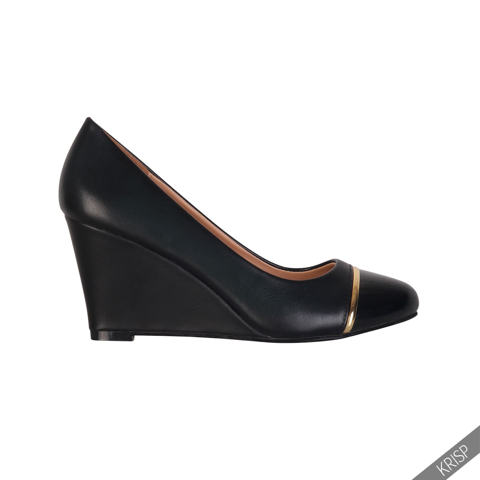 Amazon Womens Black Low Heel Shoes