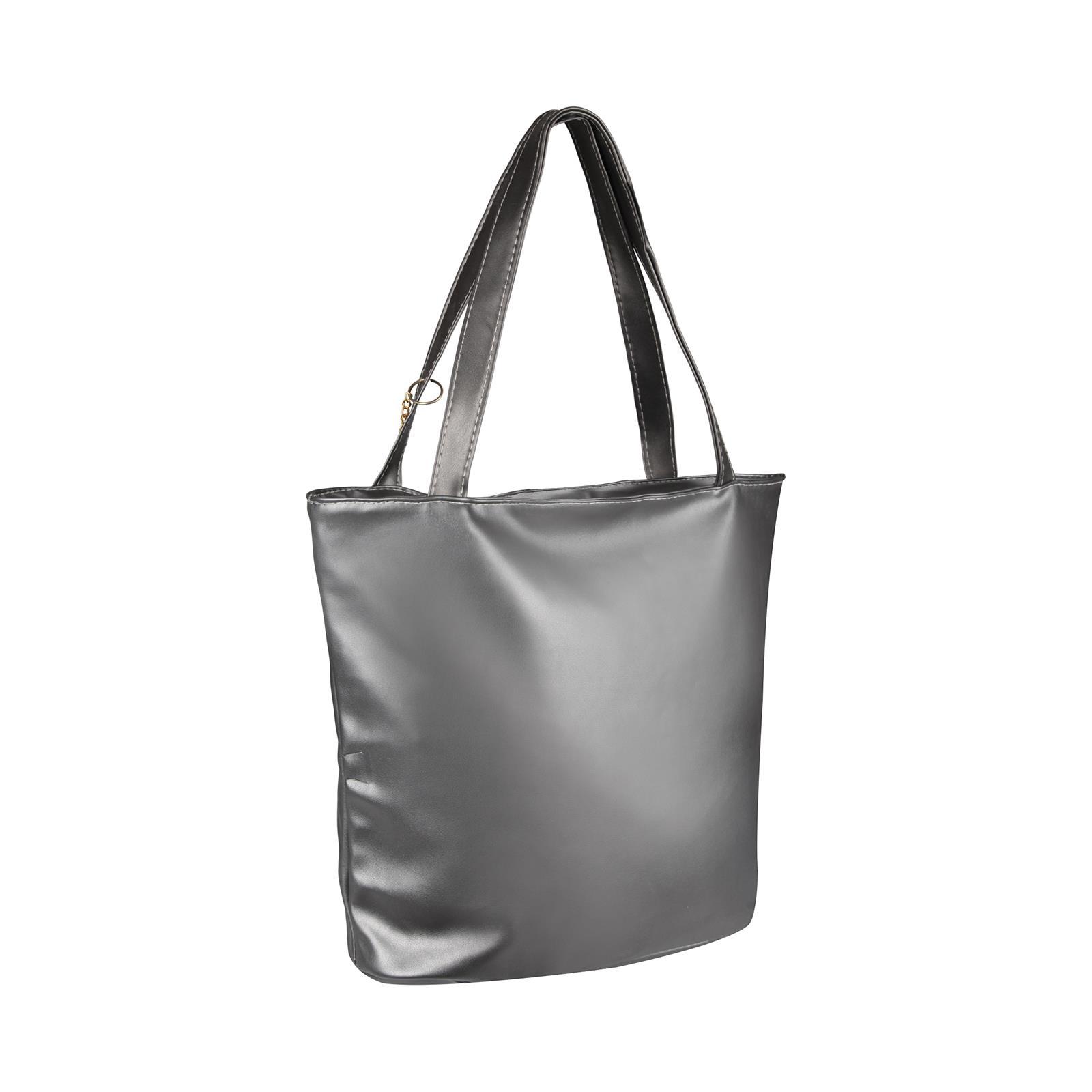 Animal-Print-Handbag-PU-Leather-Shoulder-Bag-Work-Office-Tote-Shopper-Fashion thumbnail 7