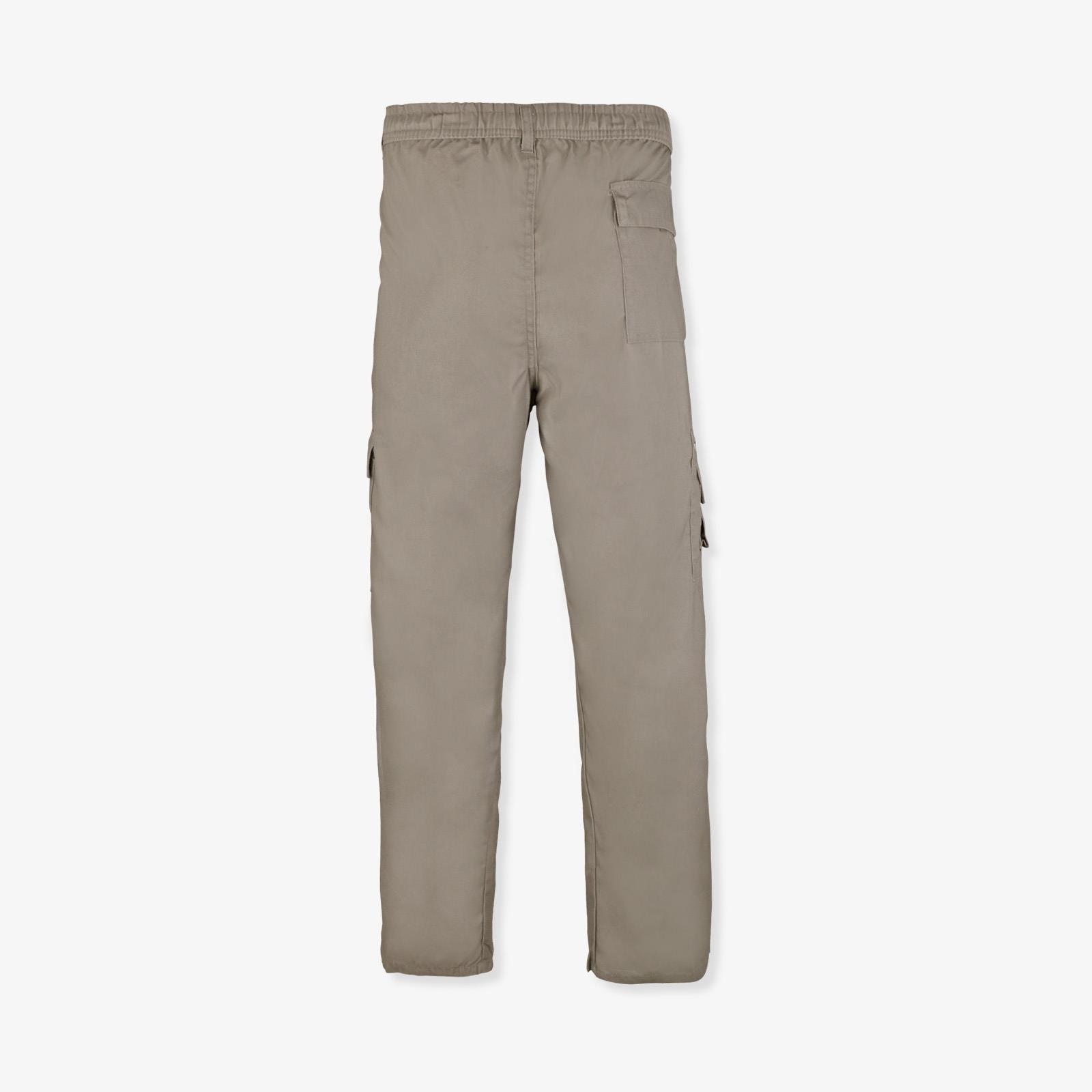Pantalon-Homme-Cargo-Militaire-Ample-Poche-Grande-Taille-Elastique-Travail miniature 21