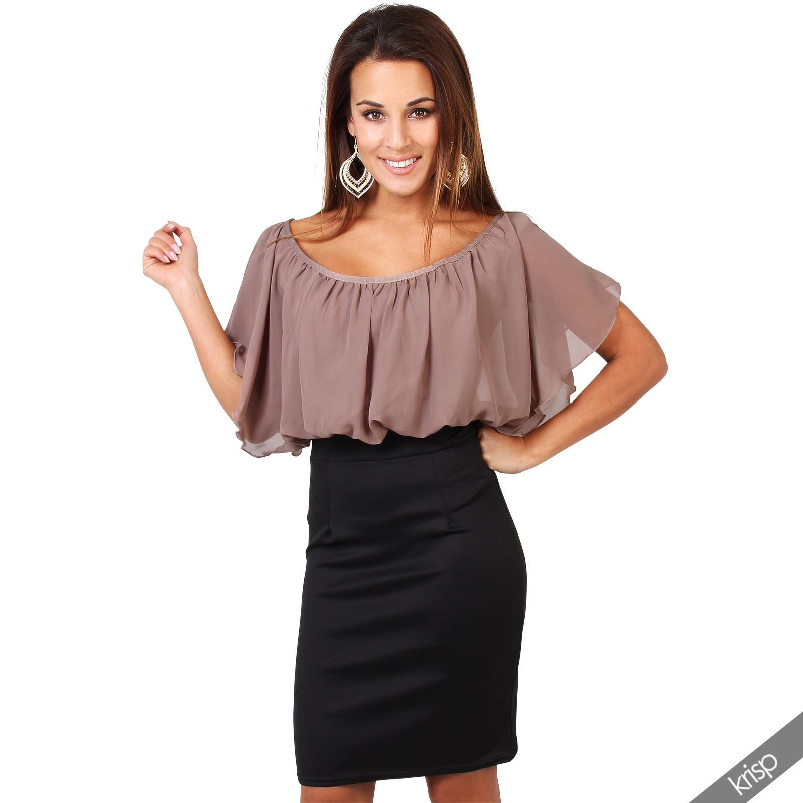 New womens elegant bodycon dress business pencil skirt loose blouse new womens elegant bodycon dress business pencil skirt ombrellifo Choice Image