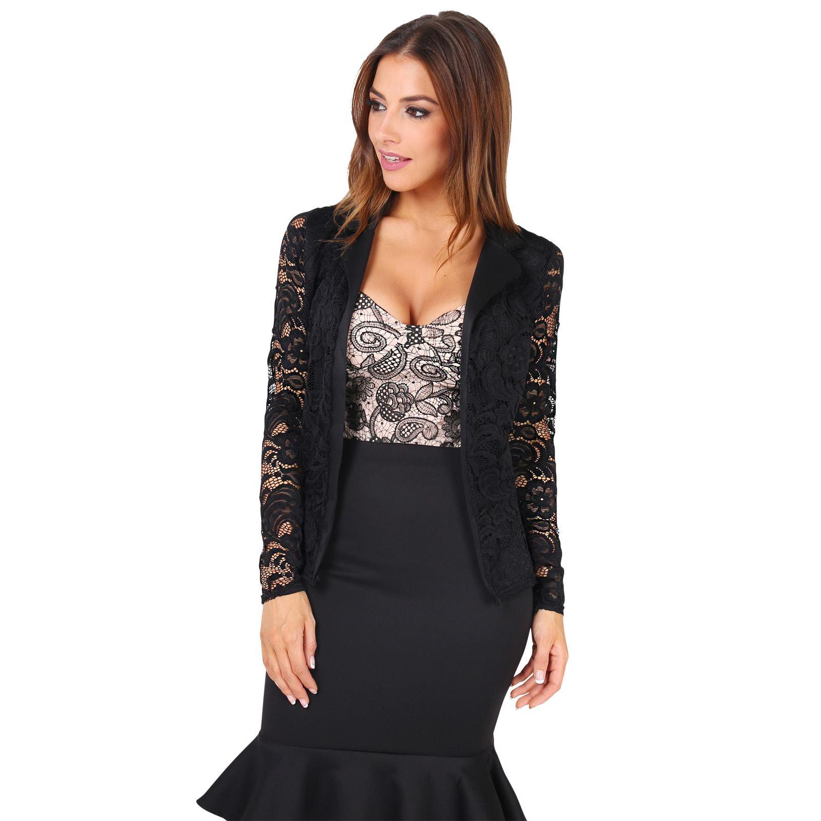 Plus size suit jackets for women