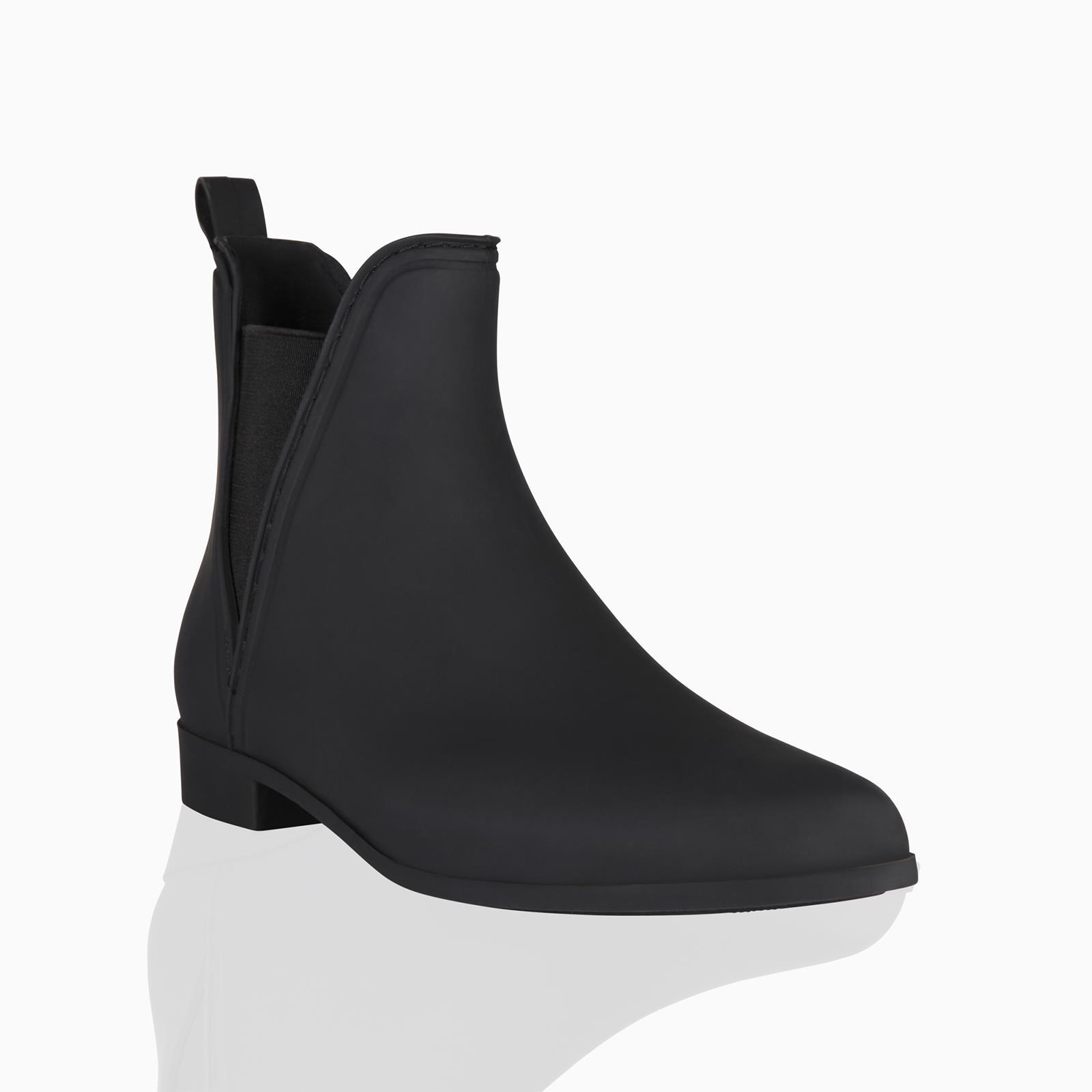 Botas-Agua-Mujer-Barata-Original-Botines-Moda-Comodas-Calzado-Elastico-Juveniles miniatura 31