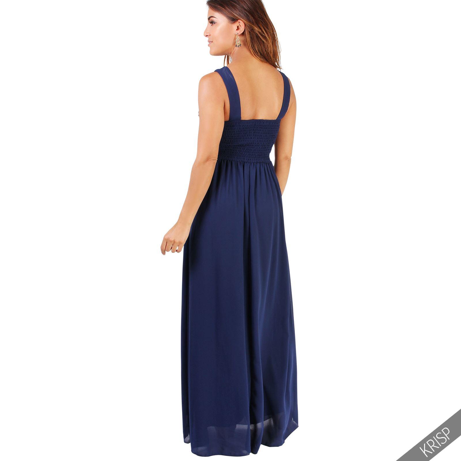 Damen Kleider Mit Strass Ballkleid Cocktailkleid Maxikleid ...