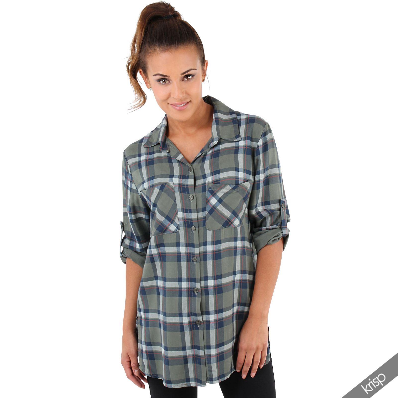 Damen Holzfällerhemd