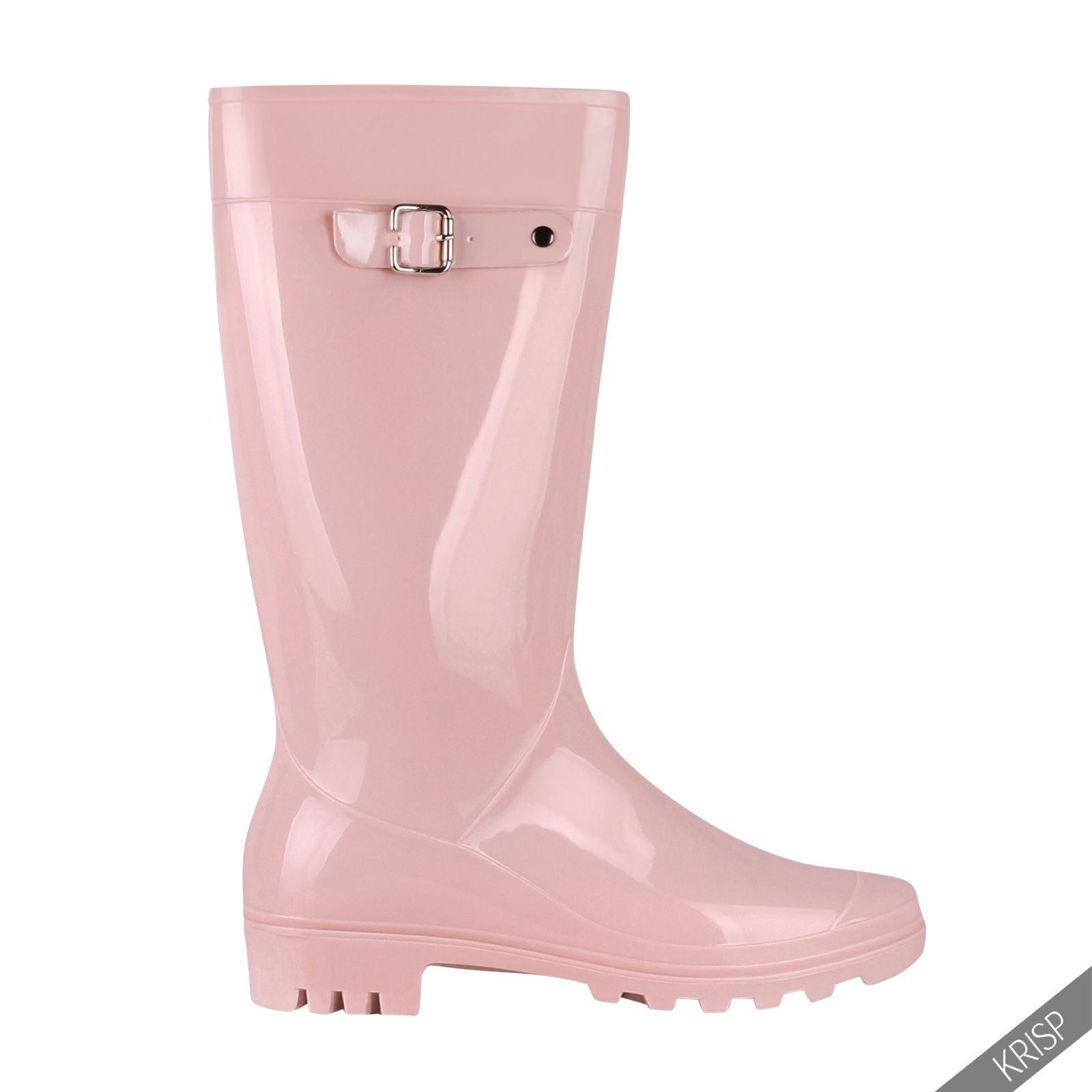 Botas-Agua-Mujer-Barata-Original-Botines-Moda-Comodas-Calzado-Elastico-Juveniles miniatura 39