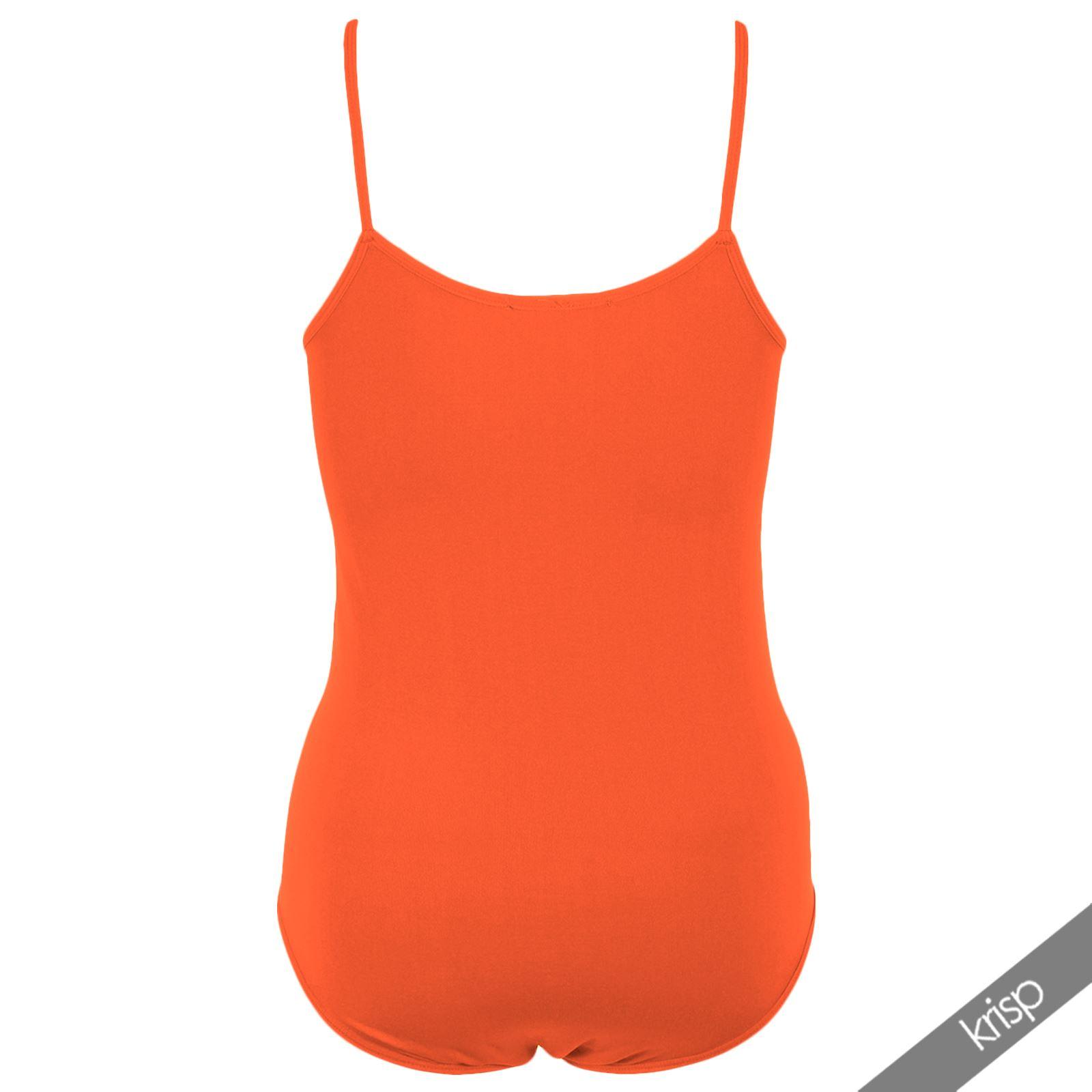 Body-Mujer-Basico-Invierno-Cuello-Barato-Top-Camiseta-Ajustado-Tirantes-Elastico miniatura 7