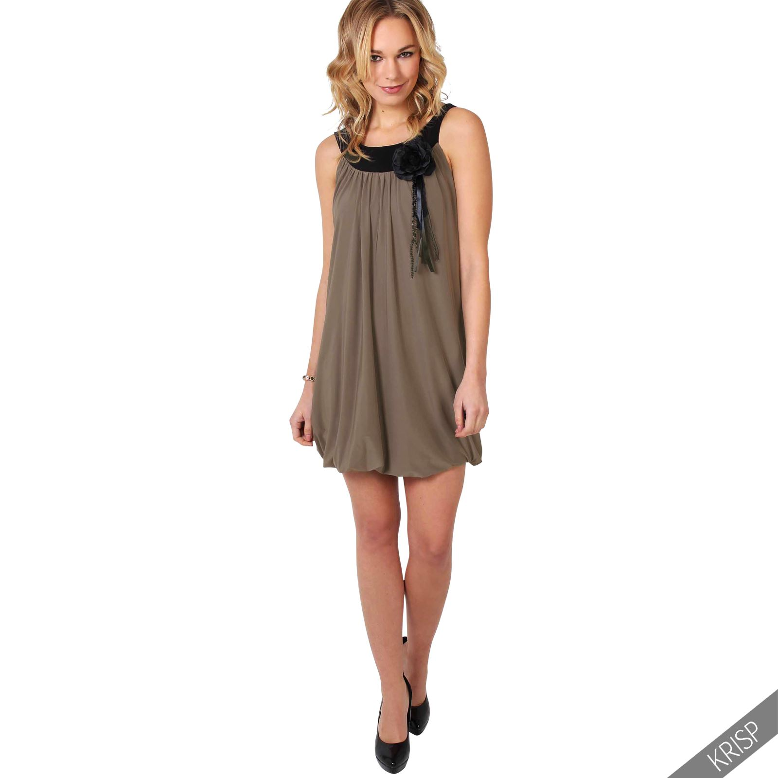 femmes robe mini courte tunique r tro vintage broche fleurs pliss e ann es 20 39 ebay. Black Bedroom Furniture Sets. Home Design Ideas