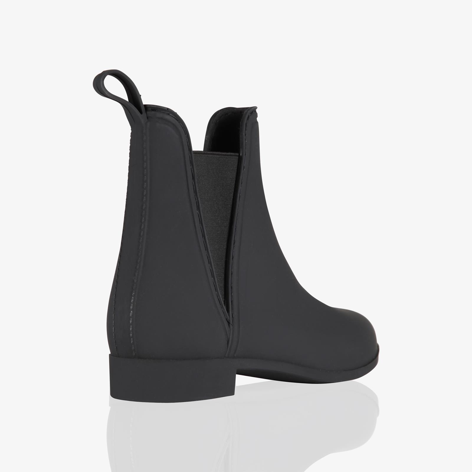 Botas-Agua-Mujer-Barata-Original-Botines-Moda-Comodas-Calzado-Elastico-Juveniles miniatura 30