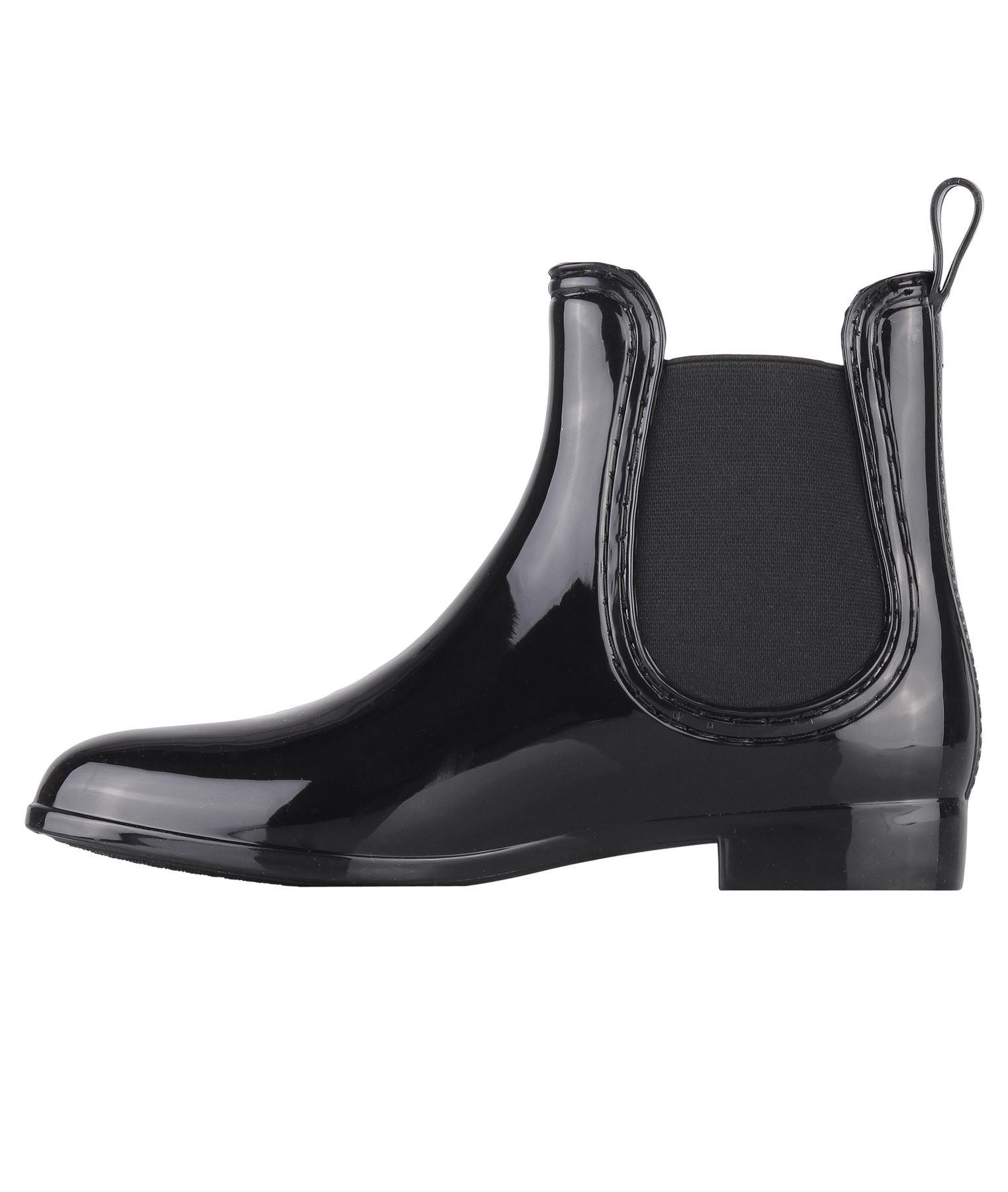Botas-Agua-Mujer-Barata-Original-Botines-Moda-Comodas-Calzado-Elastico-Juveniles miniatura 37