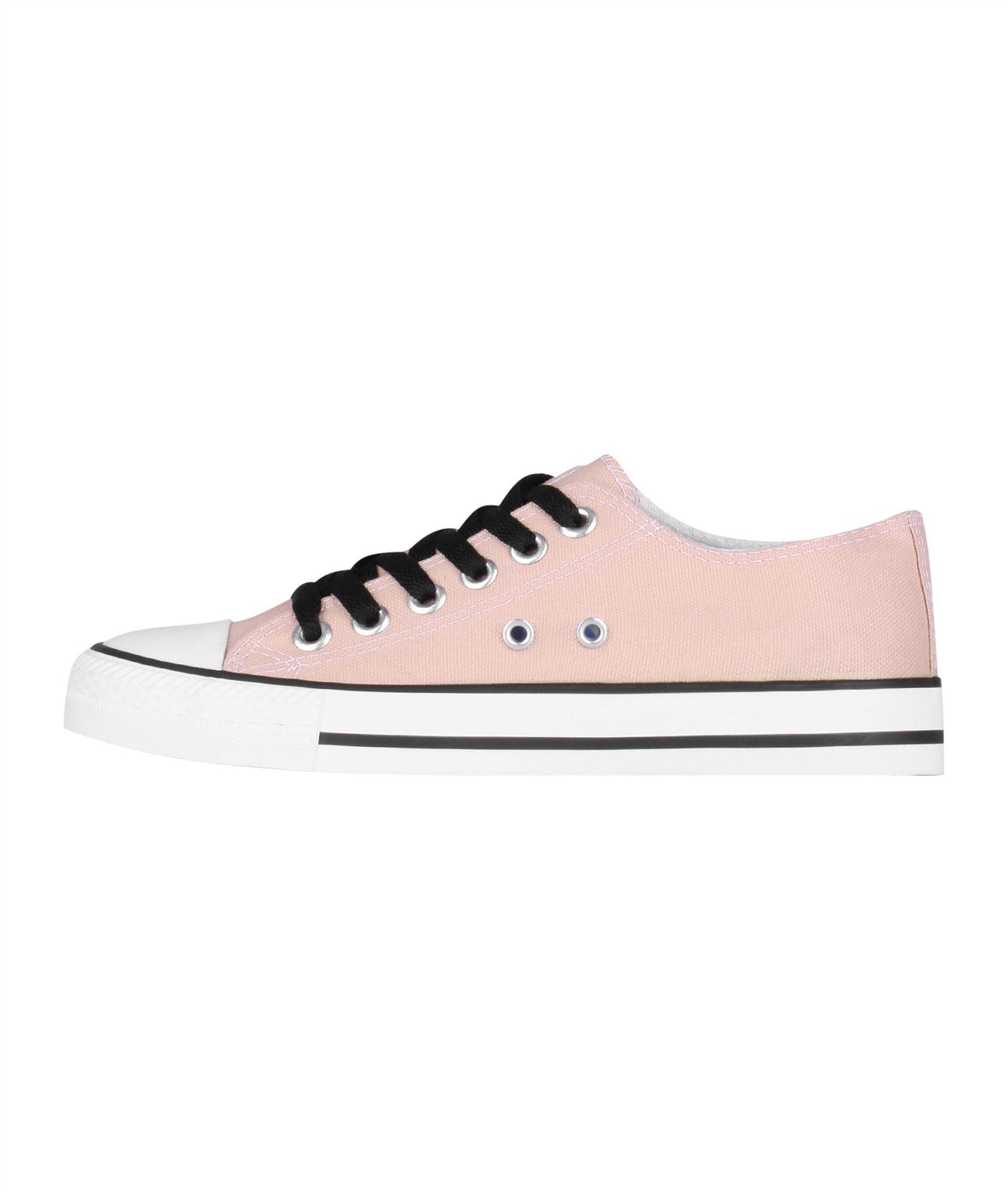 Zapatillas-Mujer-Casuales-Deportiva-Barata-Lona-Moda-Originales-Outlet-Tela-Moda miniatura 50